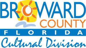 Broward County Cultural Division logo -color