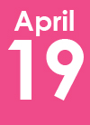 Calendar-April19