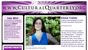 Cultural Quarterly