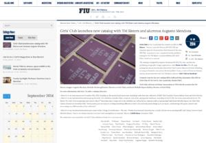 FIU Carta News-Girls Club Launches new catalog-Sept,12, 2014