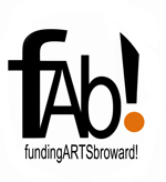 Funding Arts Broward logo