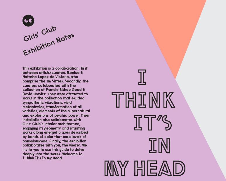 GalleryNotes-Ithinkitsinmyhead-girlsclubfll