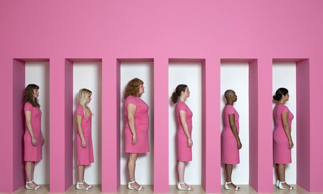 Kate Gilmore, Wall Bearer, 2011