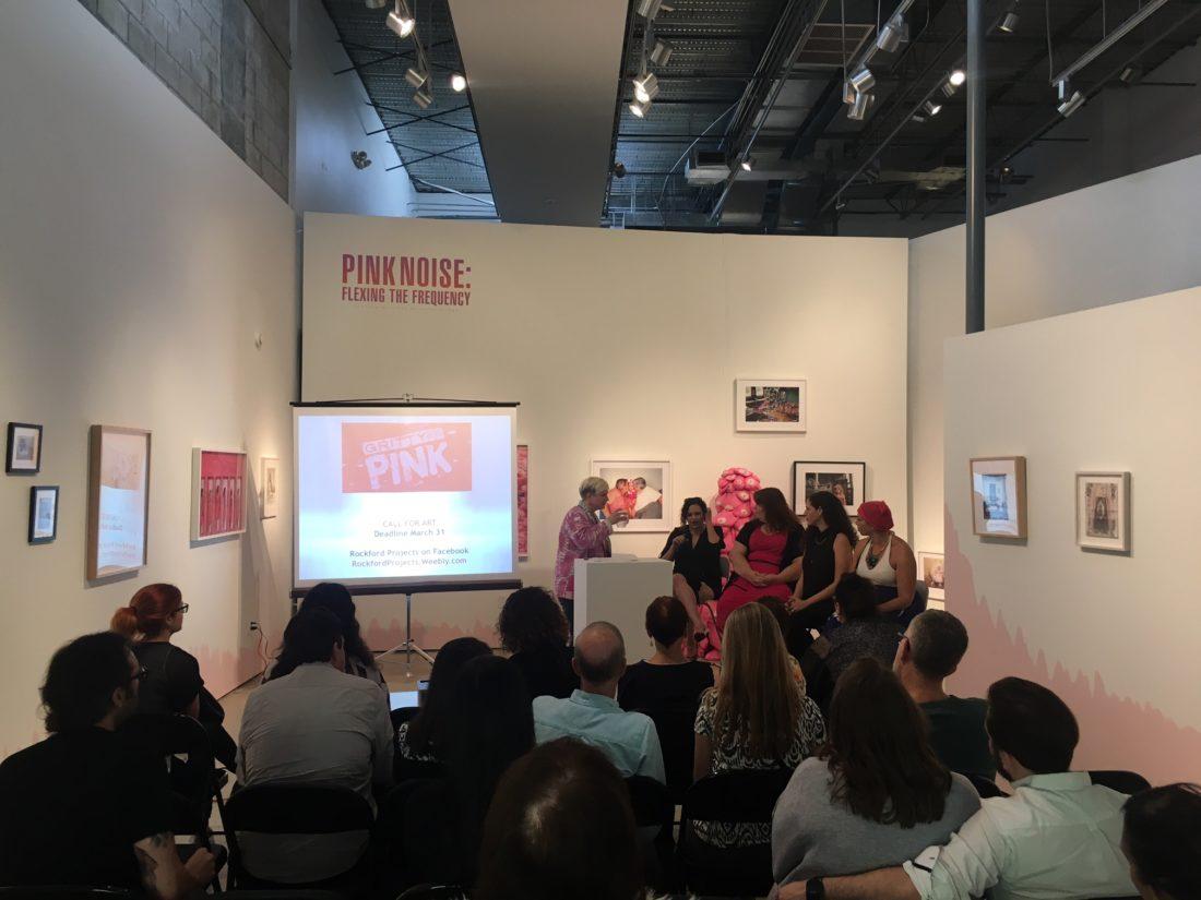 Gritty in Pink Talk-LisaRockford_1471