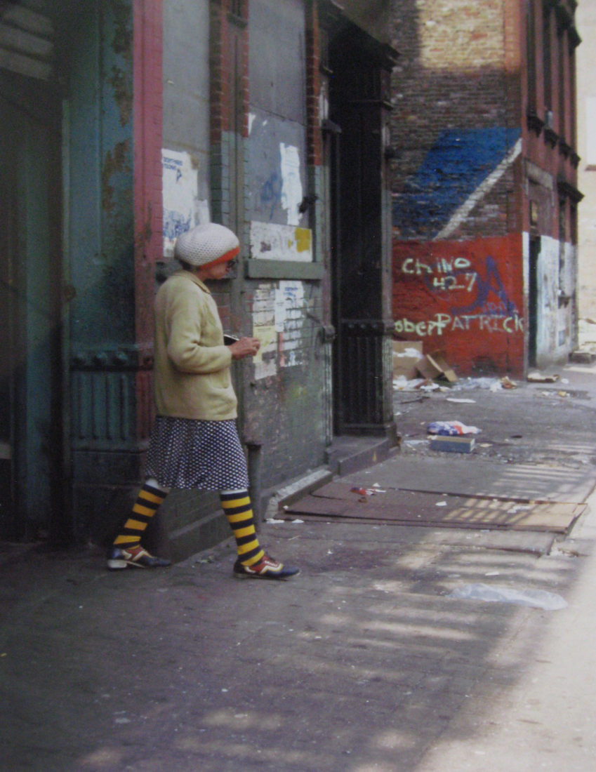 Helen Levitt, New York, New York City, 1977