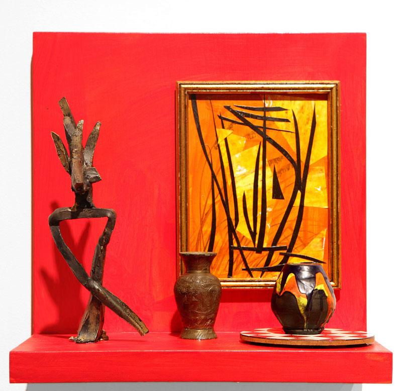 Pepe Mar, Fire Room, 2013