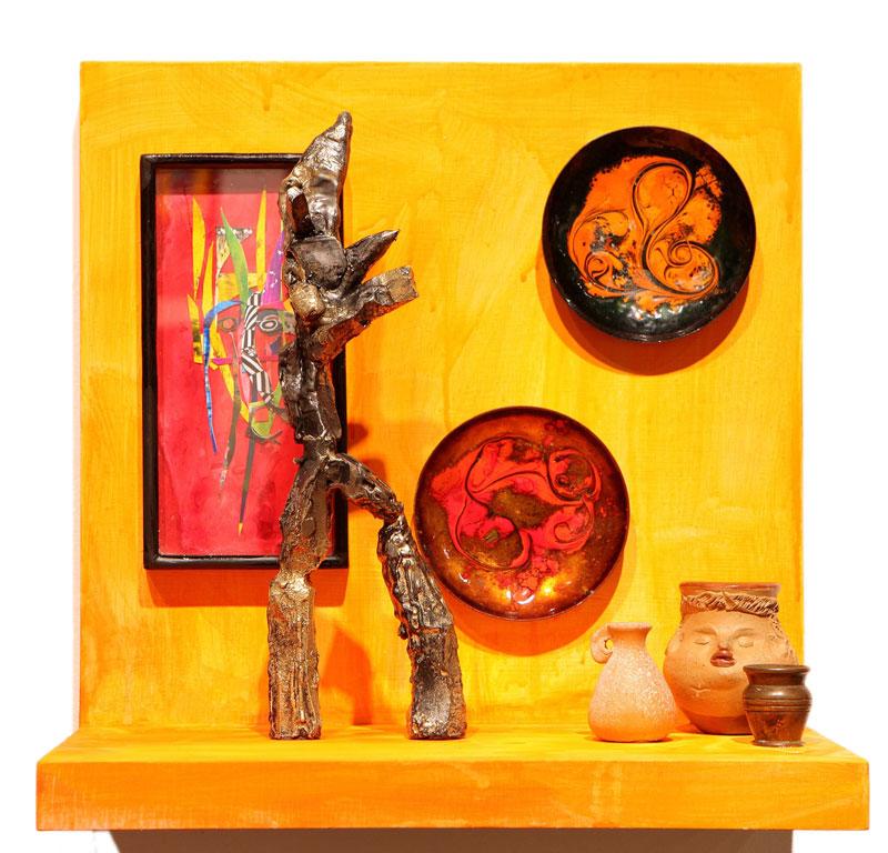 Pepe Mar, Orange Room, 2013
