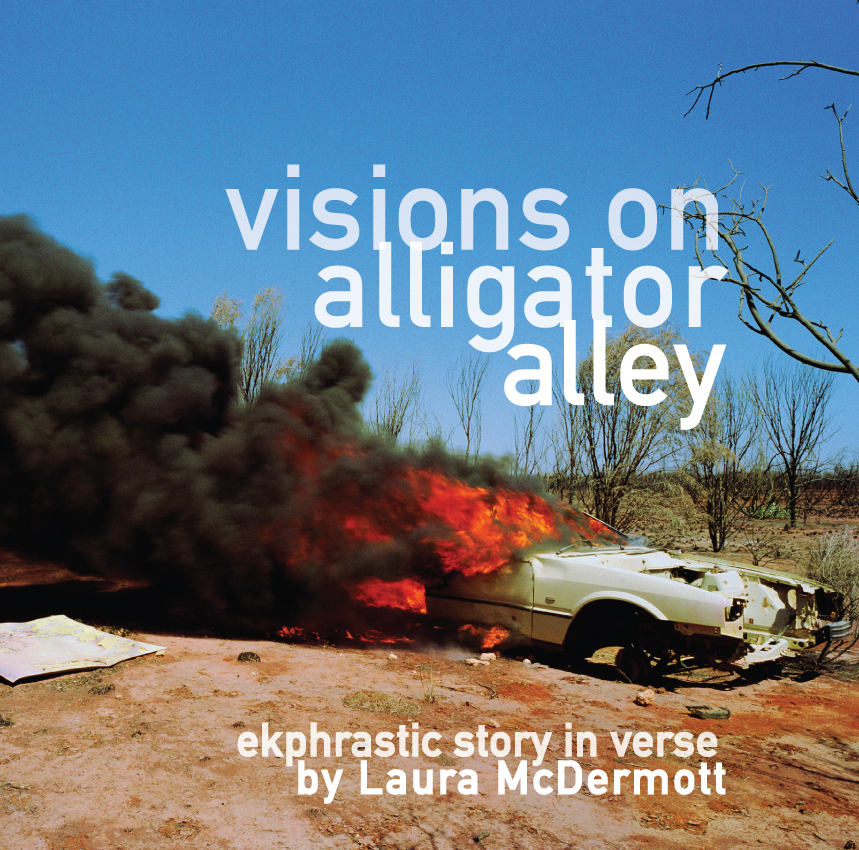 Visions on Alligator Alley, poetry chapbook