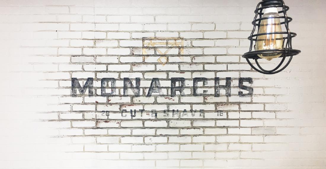 Monarchs-Banner