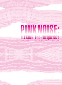 Pink Noise Gallery Notes Booklet-cover