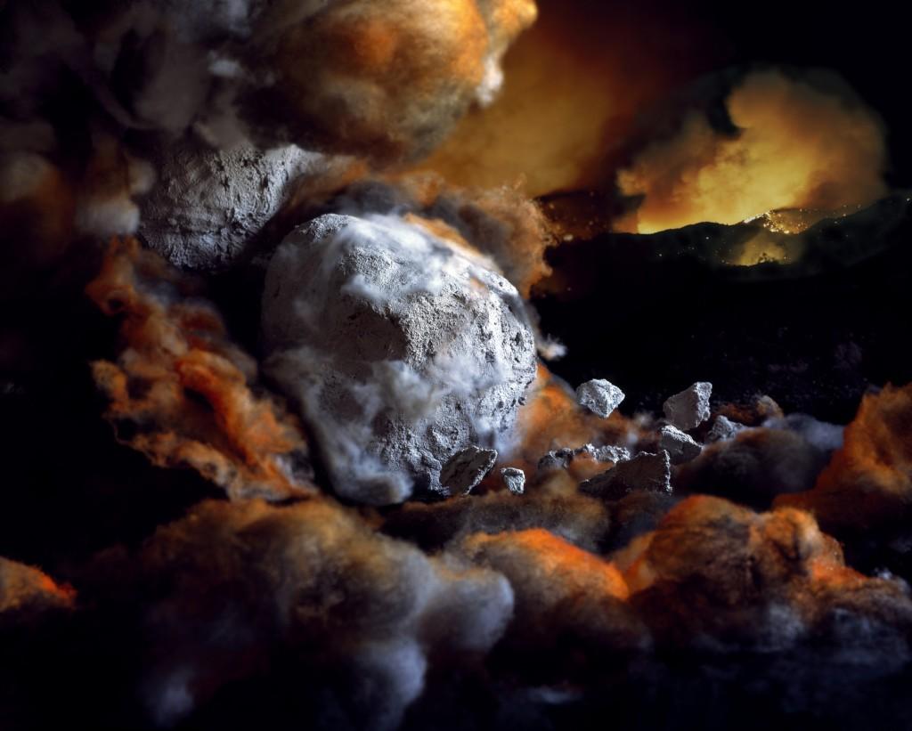 Samantha Salzinger, Leonid's Meteor