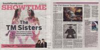 Sun Sentinel, Showtime