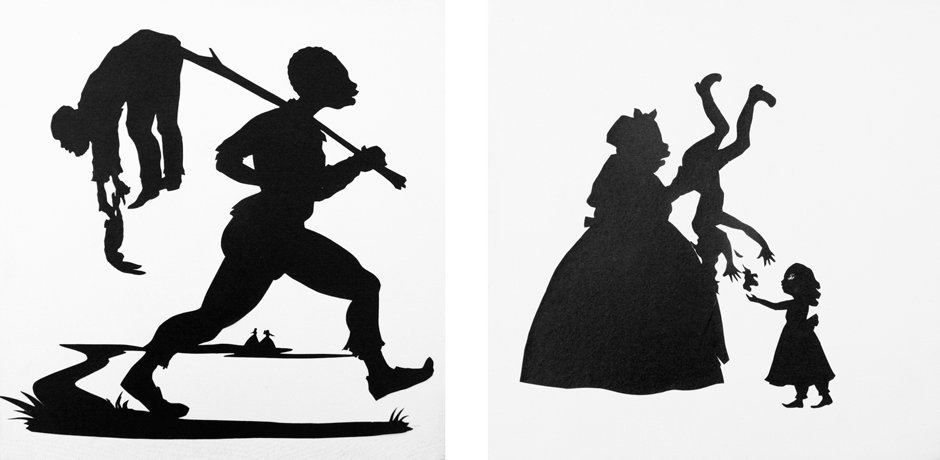 Kara Walker, Untitled, 1994