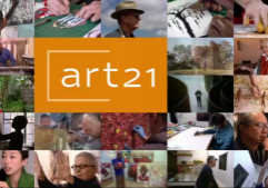 Art 21 Intro Sequence